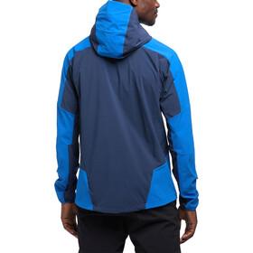 Haglöfs Tegus Jacket Men tarn blue/storm blue